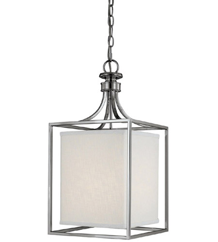 Capital Lighting Nickel Midtown Foyer Pendants