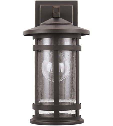 Aluminum Mission Hills Outdoor Wall Lights
