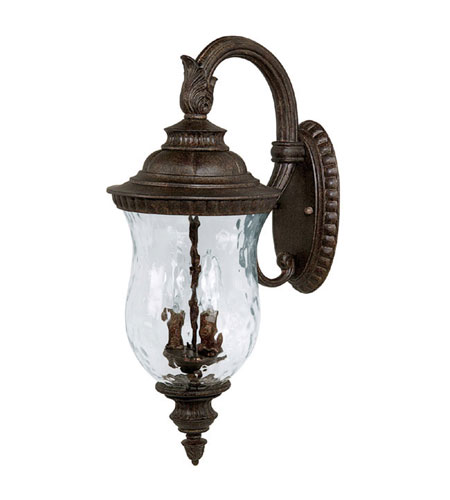 Capital Lighting 9782TS Ashford 2 Light Tortoise Outdoor Wall Lantern photo