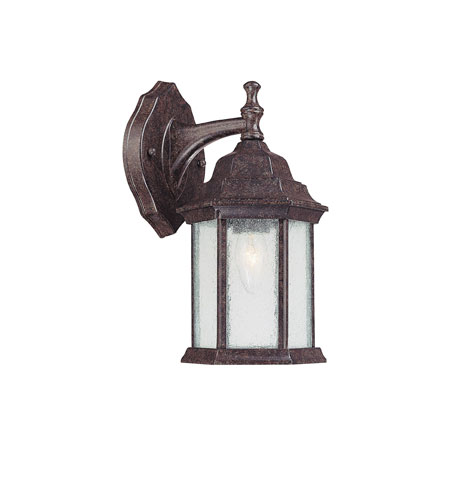 Capital Lighting 9832NT Main Street 1 Light 12 inch New Tortoise Outdoor Wall Lantern photo