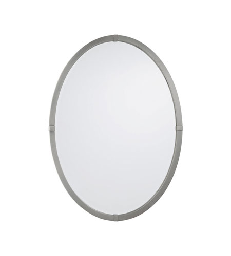Capital Lighting Signature Mirror in Brushed Nickel M342467 photo