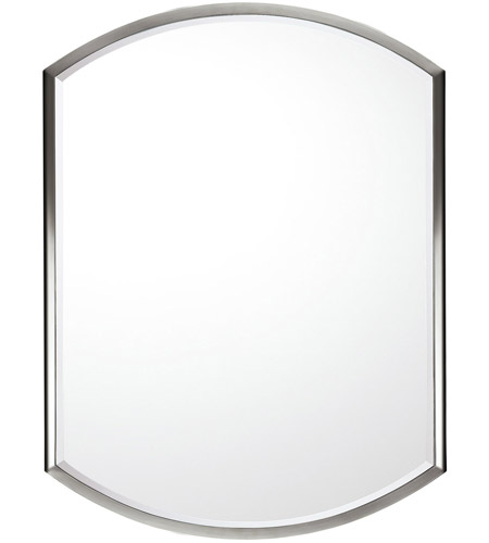 Capital Lighting Signature Mirror in Polished Nickel M362475 photo