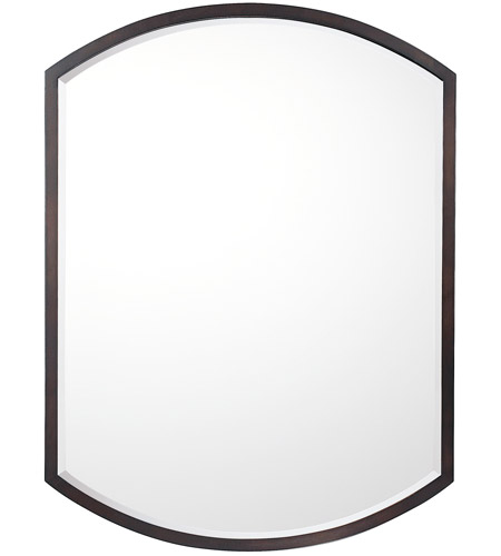 Capital Lighting M362476 Signature 32 X 24 inch Burnished Bronze Mirror Home Decor photo