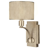 Luna 1 Light 7 inch Winter Gold Sconce Wall Light