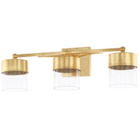 Regan LED 24 inch Capital Gold Vanity Wall Light