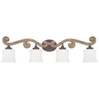 Renaissance 4 Light 35 inch Renaissance Vanity Wall Light