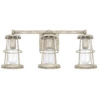 Capital Lighting 127431MS Beaufort 3 Light 23 inch Mystic Sand Vanity Wall Light