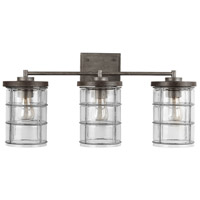 Urban Grey Bathroom Vanity Lights