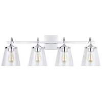 Chrome Independent Bathroom Vanity Lights