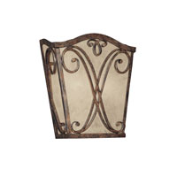 Capital Lighting Reserve 1 Light Sconce in Rustic 1776RT