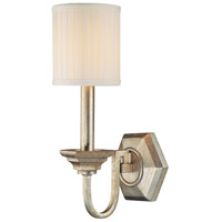 Capital Lighting 1986WG-484 Fifth Avenue 1 Light 6 inch Winter Gold Sconce Wall Light photo thumbnail