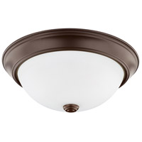 HomePlace 2 Light 13 inch Bronze Flush Mount Ceiling Light