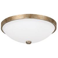 Capital Lighting 2325SA-SW Elijah 3 Light 15 inch Sable Flush Mount Ceiling Light