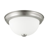 Capital Lighting Signature 2 Light Flush Mount in Brushed Nickel 2761BN
