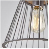 Capital Lighting 330513UW Russell 1 Light 9 inch Urban Wash Pendant Ceiling Light alternative photo thumbnail