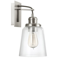 Capital Lighting Signature 1 Light Sconce in Brushed Nickel 3711BN-135