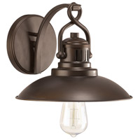 ONeill 1 Light 9 inch Burnished Bronze Sconce Wall Light