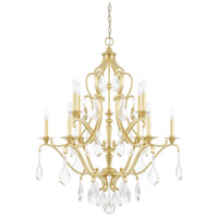 Blakely 10 Light 32 inch Capital Gold Chandelier Ceiling Light
