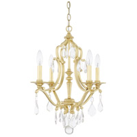 Blakely 4 Light 18 inch Capital Gold Chandelier Ceiling Light