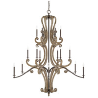 Renaissance 18 Light 57 inch Renaissance Chandelier Ceiling Light