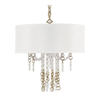 Ava 5 Light 18 inch Sable Pendant Ceiling Light