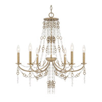 Ava 6 Light 28 inch Sable Chandelier Ceiling Light