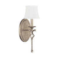 Capital Lighting Montclaire 1 Light Sconce in Mystic 4391MY-608