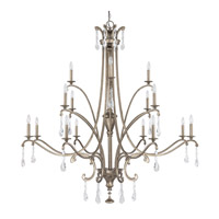 Capital Lighting Montclaire 16 Light Chandelier in Mystic 4396MY-000-CR