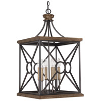 Capital Lighting Landon 6 Light Foyer Pendant in Surrey 4502SY