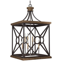 Capital Lighting Landon 8 Light Foyer Pendant in Surrey 4503SY