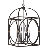 Signature 8 Light 24 inch Surrey Foyer Pendant Ceiling Light