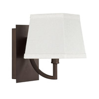 Capital Lighting Parker 1 Light Sconce in Burnished Bronze 4651BB-604