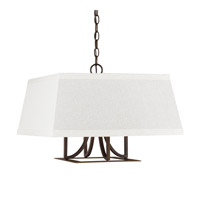 Capital Lighting Parker 4 Light Pendant in Burnished Bronze 4654BB-602