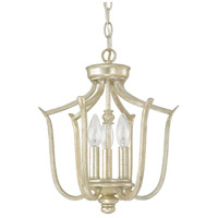 Bailey 3 Light 13 inch Winter Gold Foyer Ceiling Light