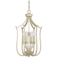 Capital Lighting Bailey 6 Light Foyer in Winter Gold 4728WG