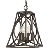 Capital Lighting Signature 4 Light Foyer in Old Bronze 510241OB