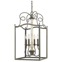 Capital Lighting Vineyard 4 Light Foyer in French Country 510342FC