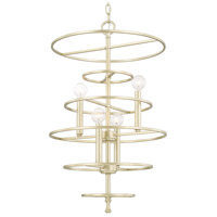Aurora 4 Light 16 inch Soft Gold Foyer Ceiling Light