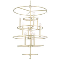 Aurora 9 Light 25 inch Soft Gold Foyer Ceiling Light