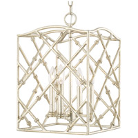 Signature 4 Light 12 inch Winter Gold Foyer Ceiling Light