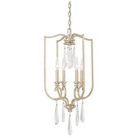 Capital Lighting 513641WG Cambridge 4 Light 16 inch Winter Gold Foyer Ceiling Light
