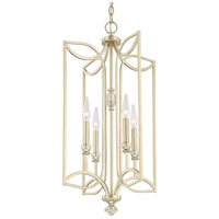Windsor 4 Light 16 inch Soft Gold Pendant Ceiling Light