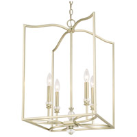 Windsor 4 Light 16 inch Soft Gold Foyer Ceiling Light