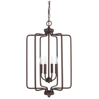 HomePlace 4 Light 16 inch Bronze Foyer Light Ceiling Light