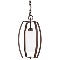 HomePlace 1 Light 10 inch Bronze Foyer Light Ceiling Light