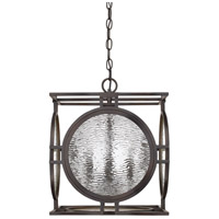 Alston 4 Light 14 inch Old Bronze Foyer Light Ceiling Light