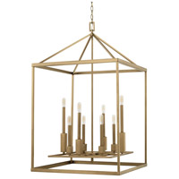 Capital Lighting Aged Brass Foyer Pendants