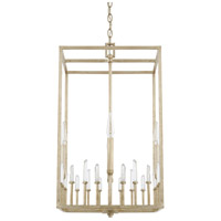 Capital Lighting 528241WG Adira 4 Light 15 inch Winter Gold Foyer Ceiling Light
