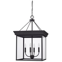 Capital Lighting Black Foyer Pendants