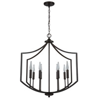 Capital Lighting 531881OB Marlow 8 Light 33 inch Old Bronze Foyer Ceiling Light